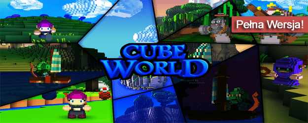 Cube World do pobrania