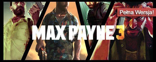 Max Payne 3 Pełna Wersja