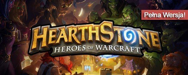 Hearthstone Heroes of Warcraft Pełna Wersja