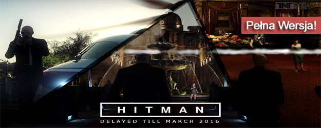 Hitman z 2016 roku