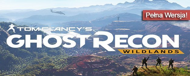 Tom Clancys Ghost Recon Wildlands Pobierz