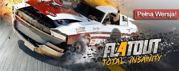 FlatOut 4: Total Insanity PC