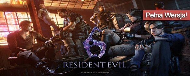 Resident Evil 6 pobierz