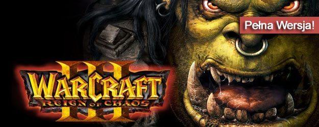 Warcraft III Reign of Chaos pobierz