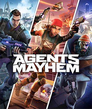 Agents of Mayhem pobierz
