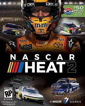 NASCAR Heat 2 reloaded
