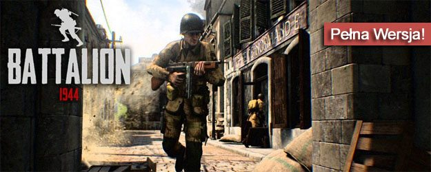 Battalion 1944 pobierz gre