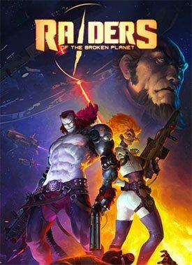Raiders of the Broken Planet download