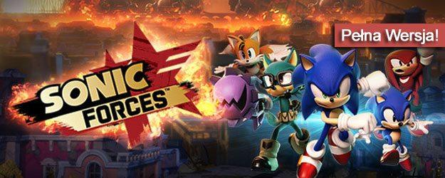 Sonic Forces pobierz gre
