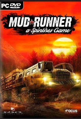 Spintires MudRunner Cover PC