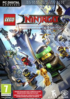 The LEGO Ninjago Movie Video Game pobierz