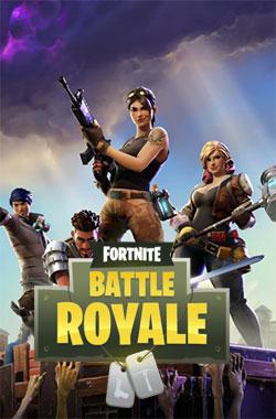 Fortnite Battle Royale pobierz
