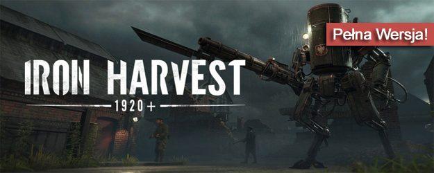 pc Iron Harvestpelna wersja