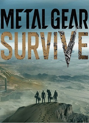 3dm Metal Gear Survive pobierz