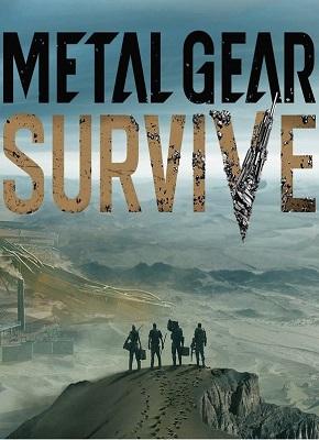 3dm Metal Gear Survive reloaded