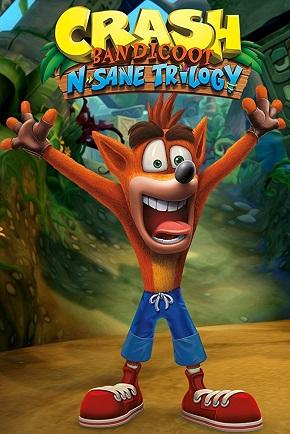 Crash Bandicoot N. Sane Trilogy pobierz