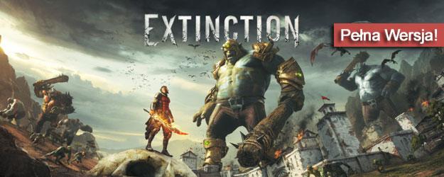 Extinction pobierz grę