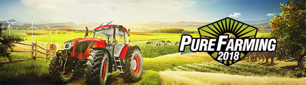 Pure Farming 2018 gra PC