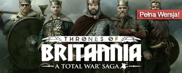 Total War Saga Thrones of Britannia pobierz