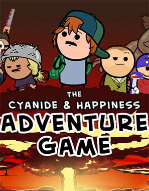 Cyanide & Happiness Adventure download