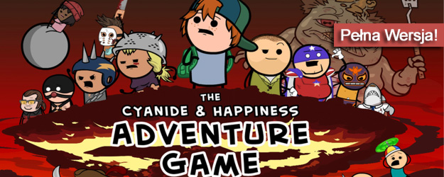 Cyanide & Happiness Adventure pobierz