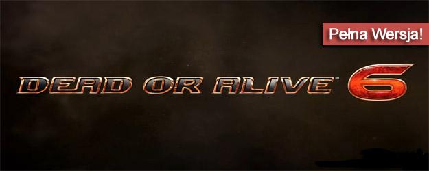 Dead or Alive 6 pobierz grę