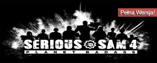 Serious Sam 4: Planet Badass pobierz