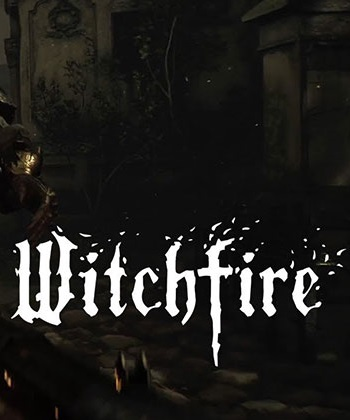 Witchfire okladka PC