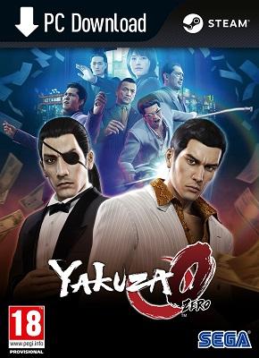 Yakuza 0 pobierz gre