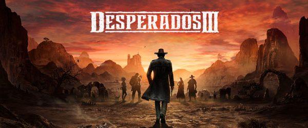 Desperados III gry darmowe