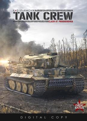 Il-2 Sturmovik: Tank Crew - Clash at Prokhorovka crack