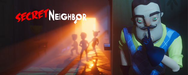 Secret Neighbor darmowe gry