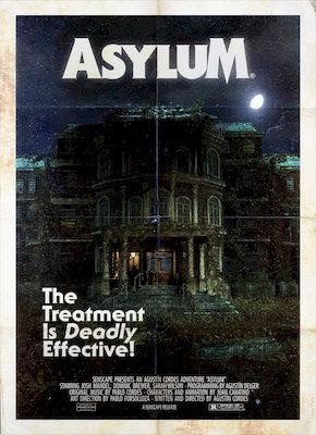 Asylum pc gra