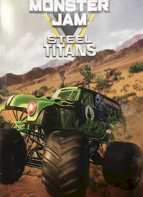 Monster Jam: Steel Titans gra na pc