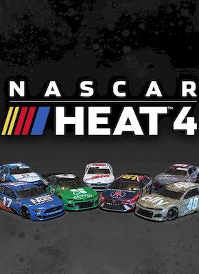 NASCAR Heat 4 pelna wersja