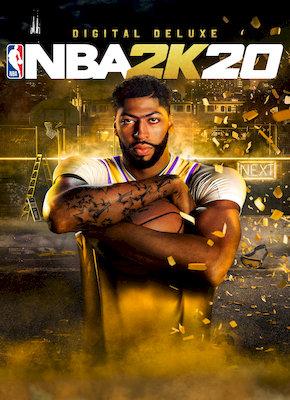 NBA 2K20 pelna wersja