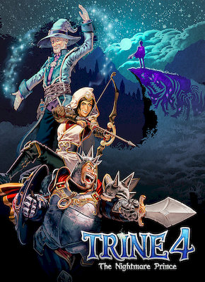 Trine 4: The Nightmare Prince PC gra