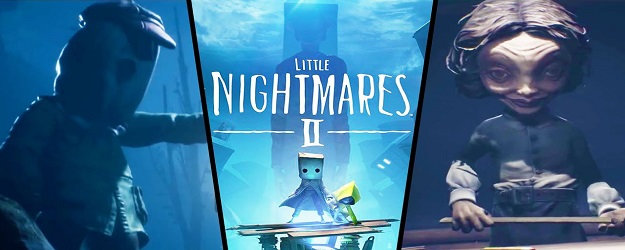 Little Nightmares 2 pelna wersja