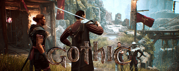 Gothic 1 Remake do pobrania na PC