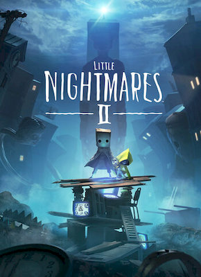 Little Nightmares druga część